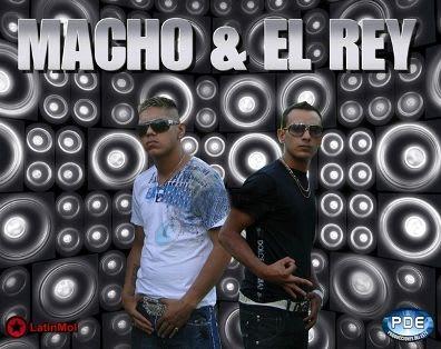 Macho & El Rey - Difusion Junio-Julio 2011 (x2)   Cumbia