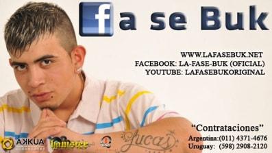La Fase Buk - Difusion Marzo 2011 (x2) | Cumbia