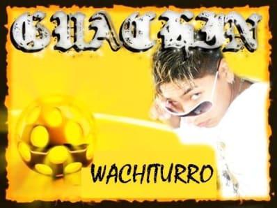 Estilo Turro - Enganchados De El Wachiturro   Cumbia