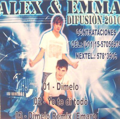 Alex y Emma - Difusion 2010 (X3) | Cumbia