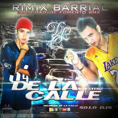 De La Calle - Rimix Barrial [Nuevo Junio 2011]   Cumbia