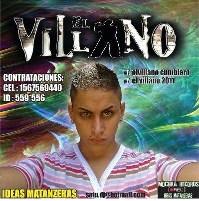 El Villano - Difusion 2011 (x3) | Cumbia