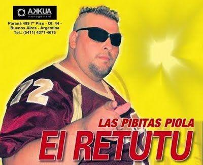 El Retutu - Las Pibitas Piola [Nuevo Abril 2011] | Cumbia