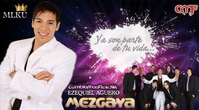 Mezgaya - Difusion 2010 (x6)   Cumbia