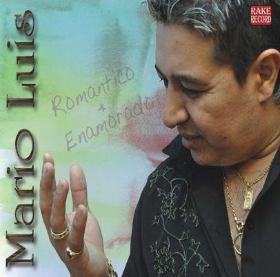 Mario Luis - Romantico y Enamorado (2011)   Cumbia