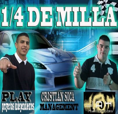 1/4 De Milla - Difusion 2011 (x4)   Cumbia