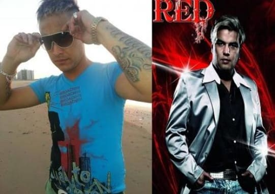 Willy Campero y grupo red