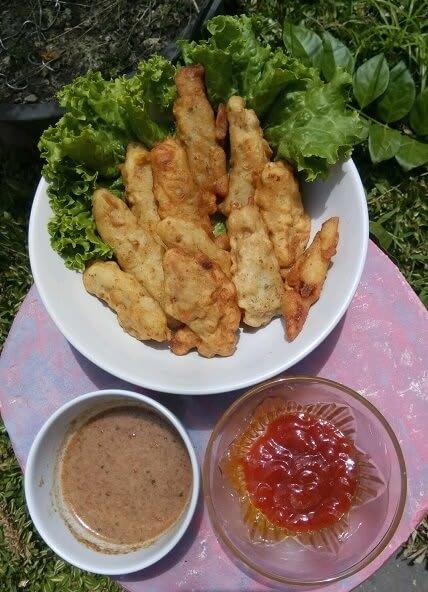 Otak-Otak Goreng Salimah Food Double Saus