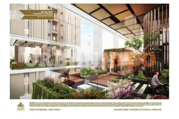Apartemen dijual di Jakarta  adah pilihan hunian ynag nyaman!