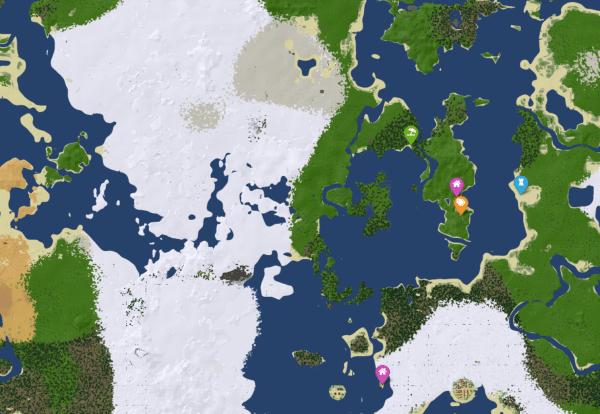 Mintest Map