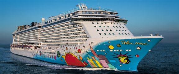 Norwegian Cruise Lines populära fartyg