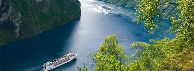 Kryssning Norska Fjordarna & Batlikum