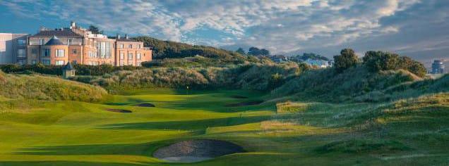 Golfresa Portmarnock Irland