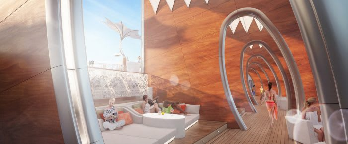 Lounge on Celebrity Edge