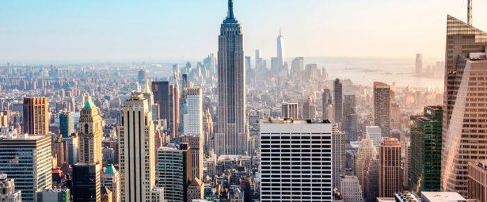 New York - en av de mest välbesökta och populära storstäderna i världen
