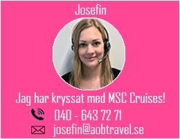 AOB Travel KRYSSNINGAR & SKRÄDDARSYDDA PAKETRESOR!