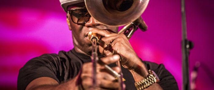 New Orleans kan skryta med att vara födelseplatsen för jazz