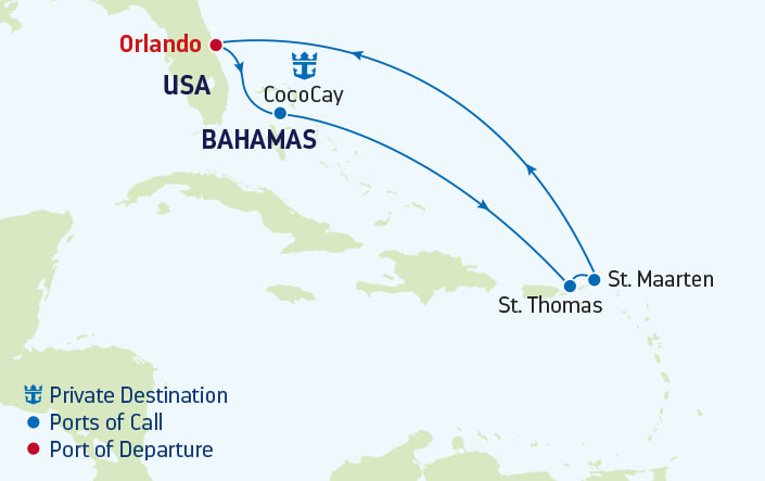 7 Night Eastern Caribbean_HARMONY