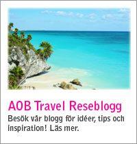 AOB Travel reseblogg