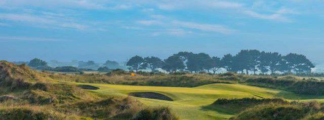 Portmarnock LInks golfresa Irland