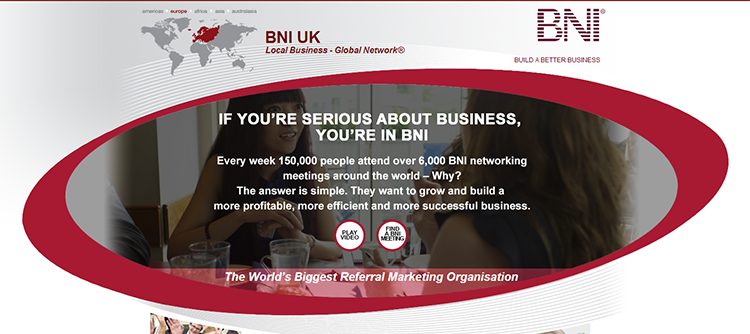 bni - Networking Events in Edinburgh