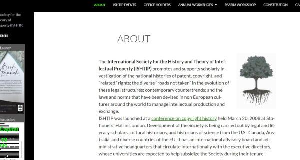 The history of ISHTIP