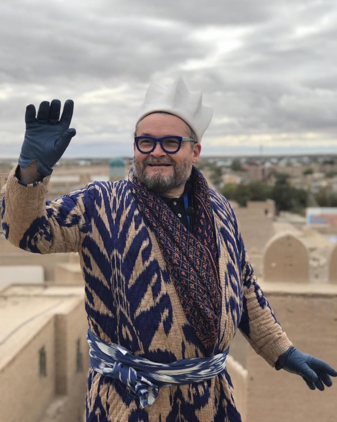 Александр Васильев выписался из Коммунарки, победив коронавирус