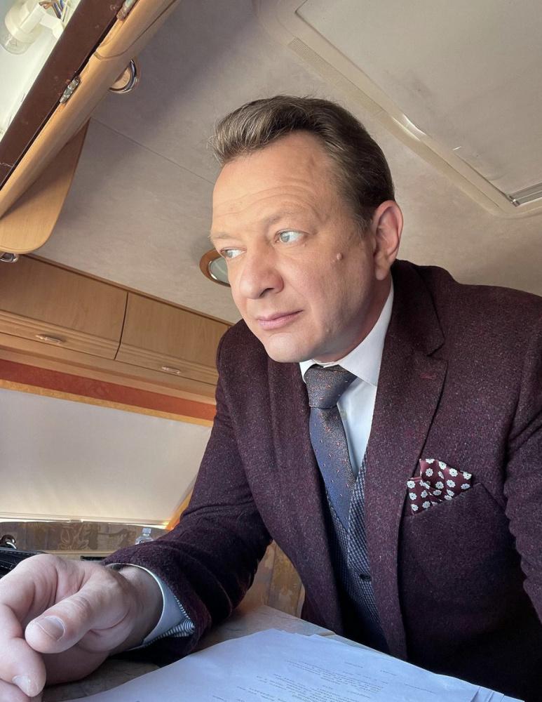 Марат Башаров назвал Сергея Сафронова крысой