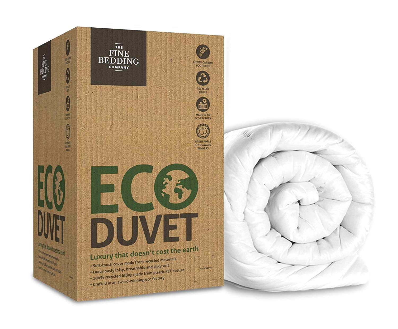 The Fine Bedding Company Eco Duvet 10.5 Tog