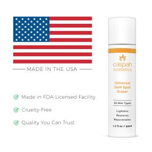 Caspah Spot Lightening Cream - Made In USA