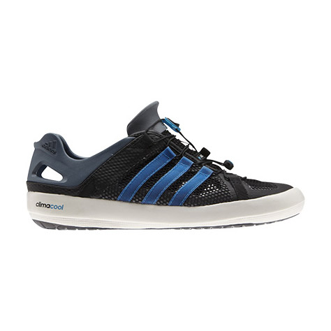 ADIDAS Men's Climacool Boat Breeze Water Shoes, Black