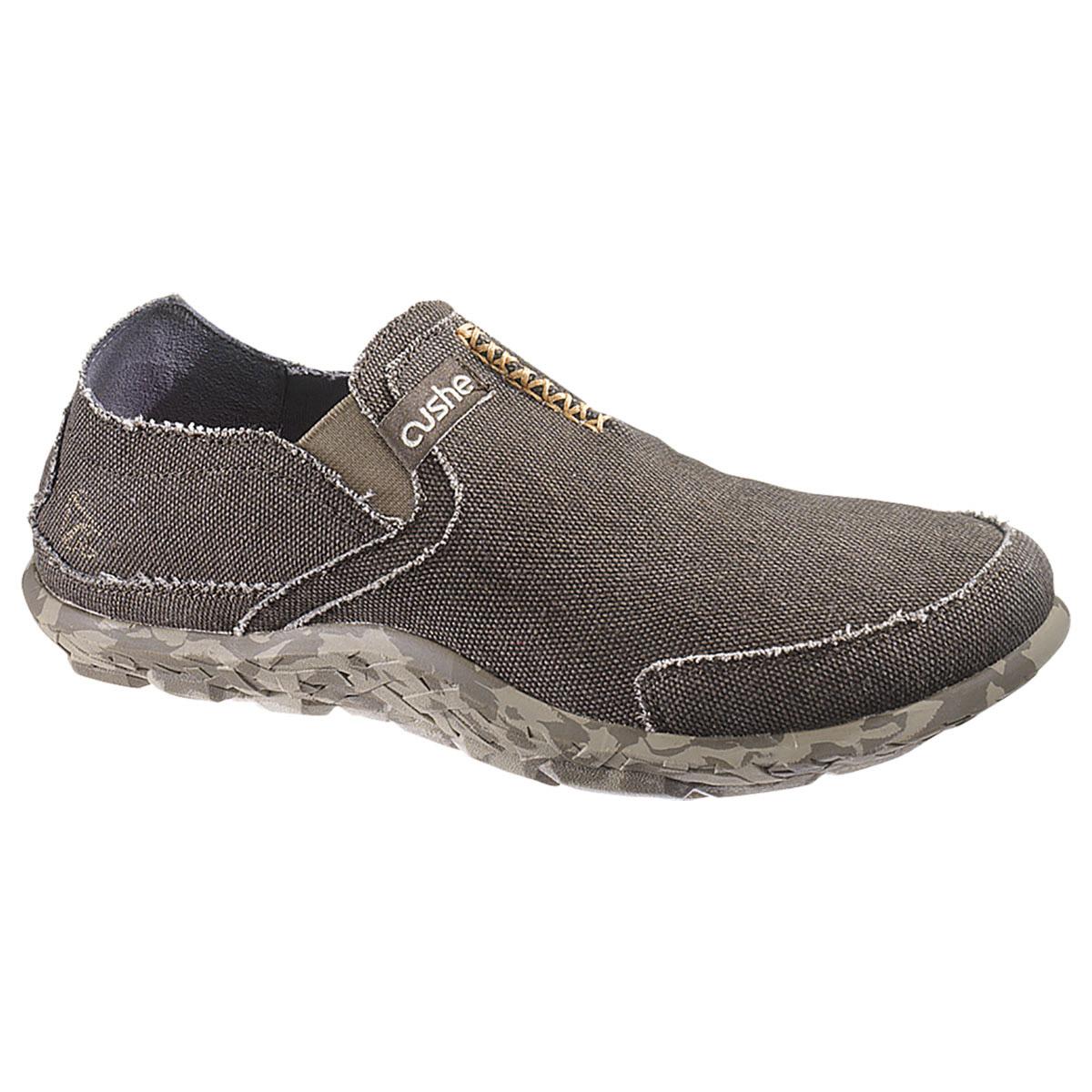 CUSHE Men's Cushe Slipper Shoes, Brown