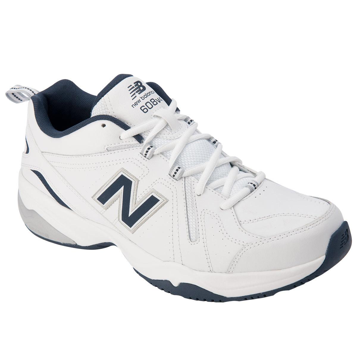 NEW BALANCE Men's 608v4 Sneakers, 4E