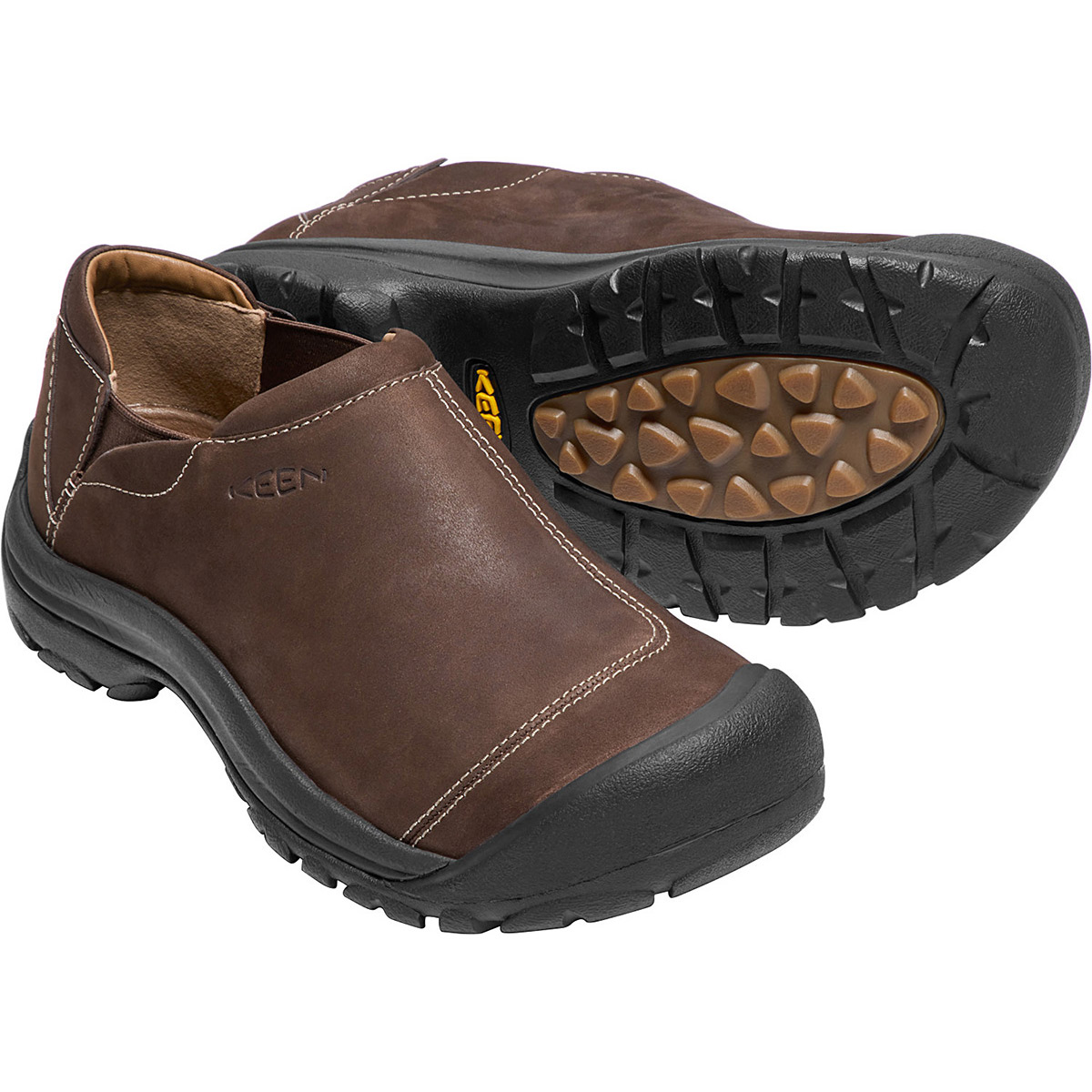 Ashland Casual Shoes, Chocolate Brown