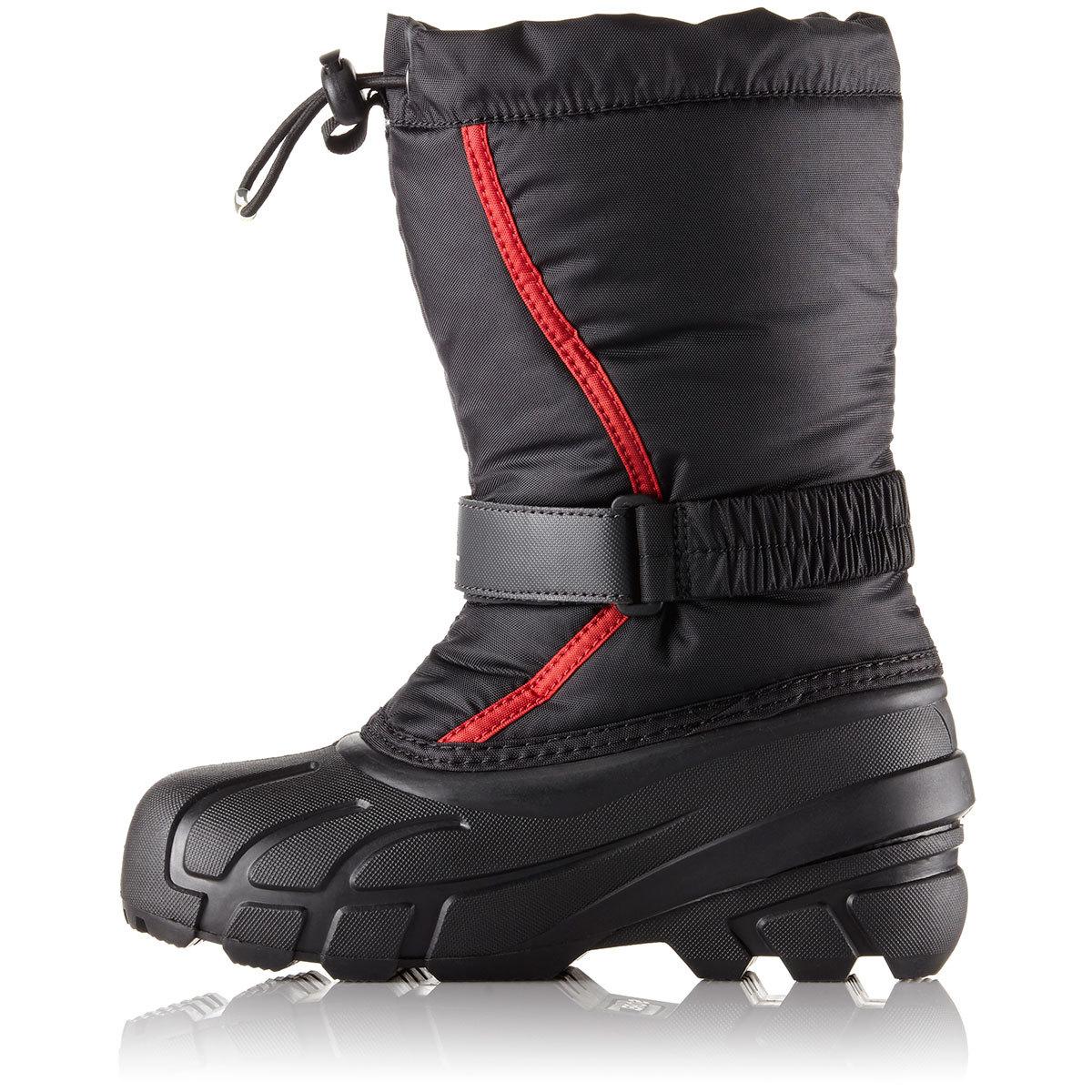 SOREL Boys' Flurry Waterproof Winter