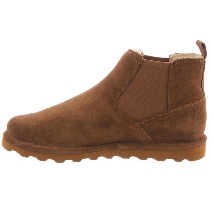 BEARPAW Men's Marcus Boots, Hickory II