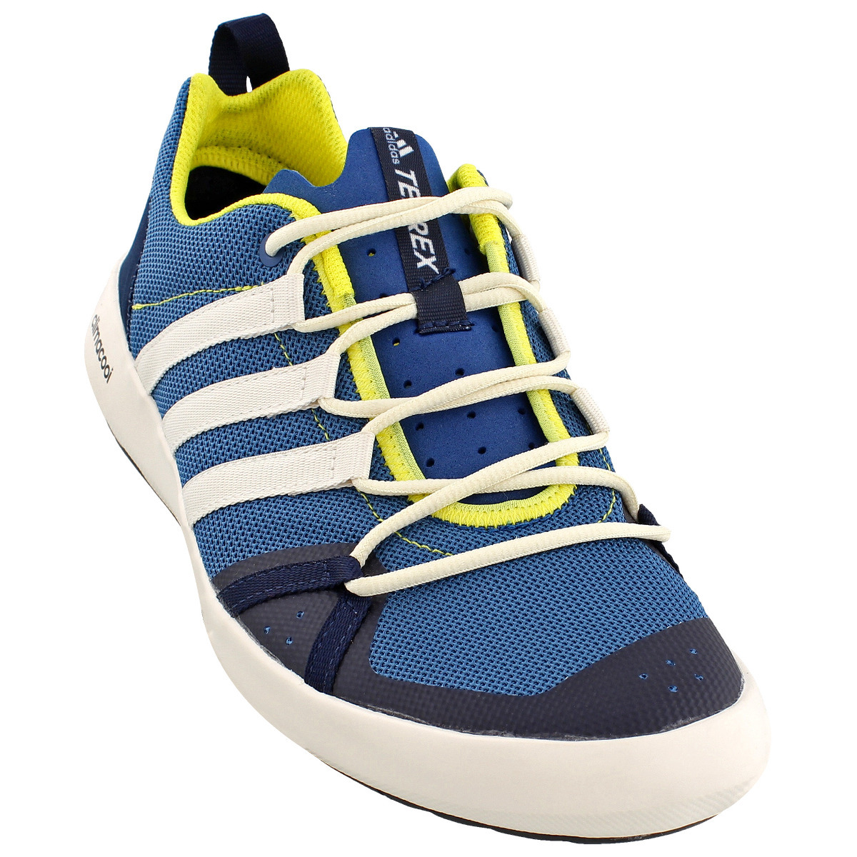 ADIDAS Men's Terrex Climacool Boat Outdoor Shoes, Blue
