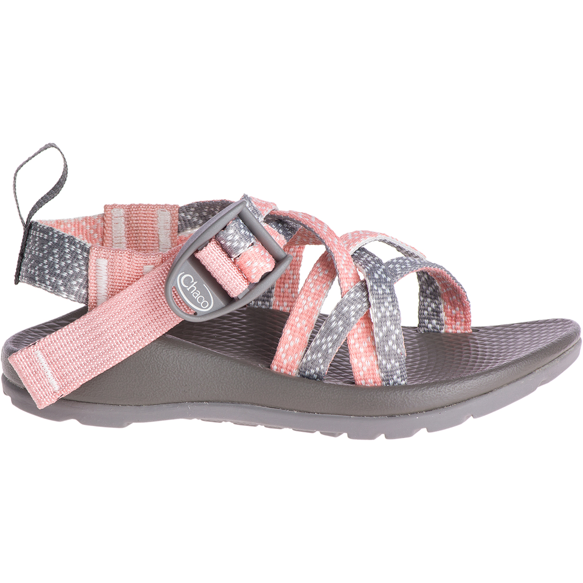 CHACO Girls' ZX/1 ECOTREAD™ Sandals