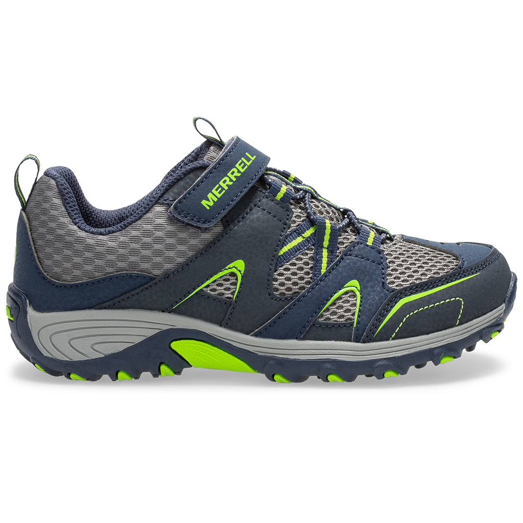 MERRELL Kids' Trail Chaser Shoe, Wide