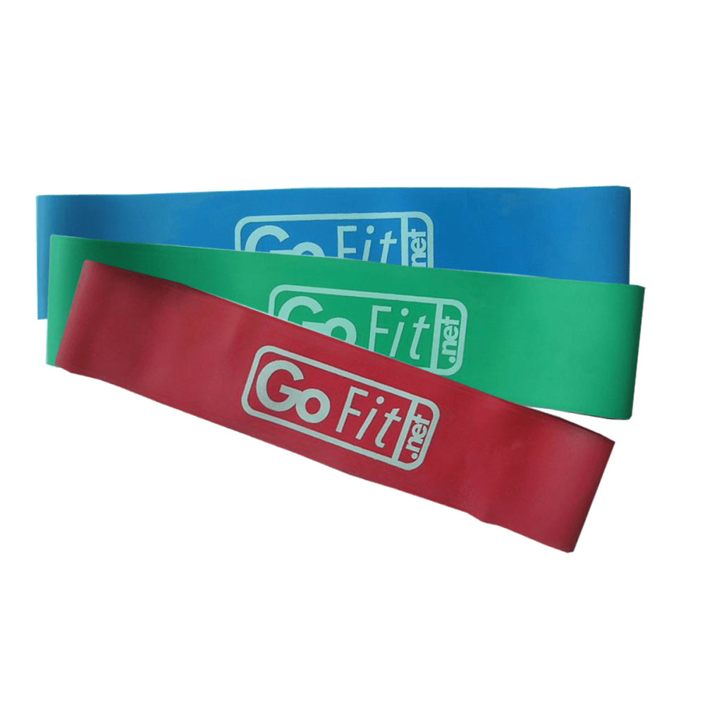 GOFIT Power Loops Stretch Bands - NONE