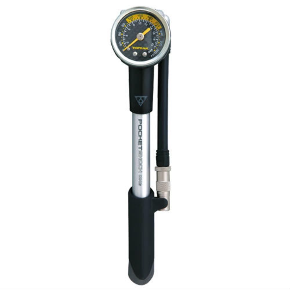 Pocket Shock Pump - NONE