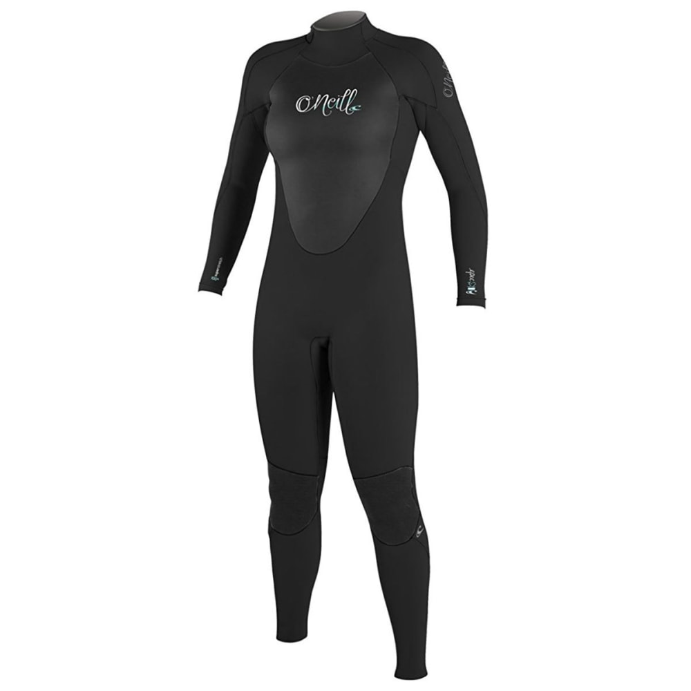 O'NEILL Women's Epic Full Wetsuit, 3/2 mm - NO COLOR