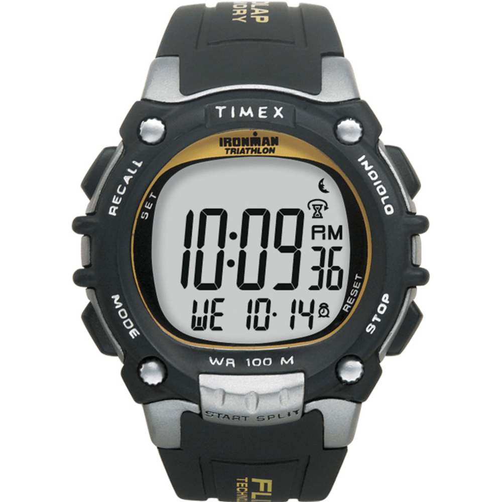 TIMEX Men's Ironman 100-Lap Watch - NONE