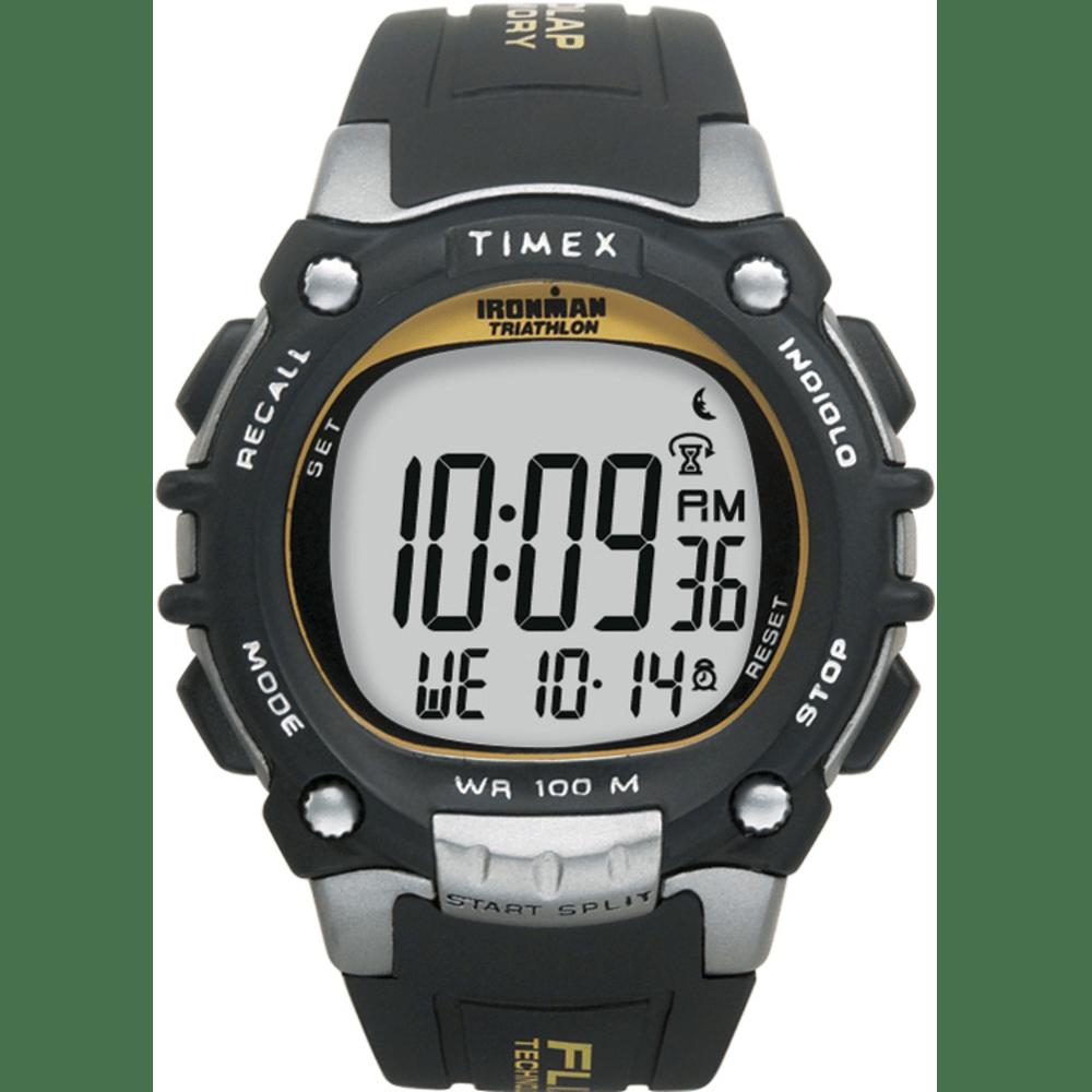 TIMEX Men's Ironman 100-Lap Watch NO SIZE