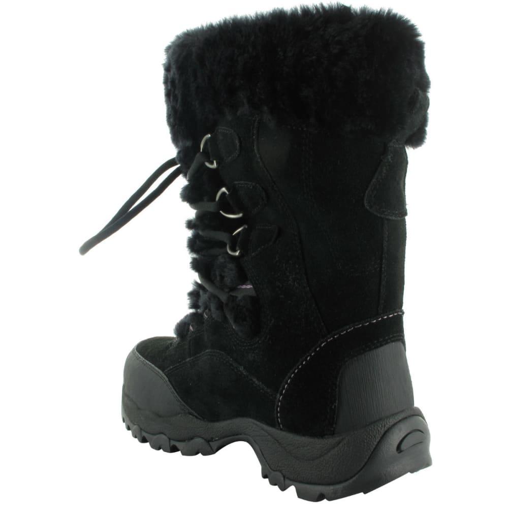 HI-TEC Women's ST. Moritz 200 WP II Boots, Black/Clover - BLACK