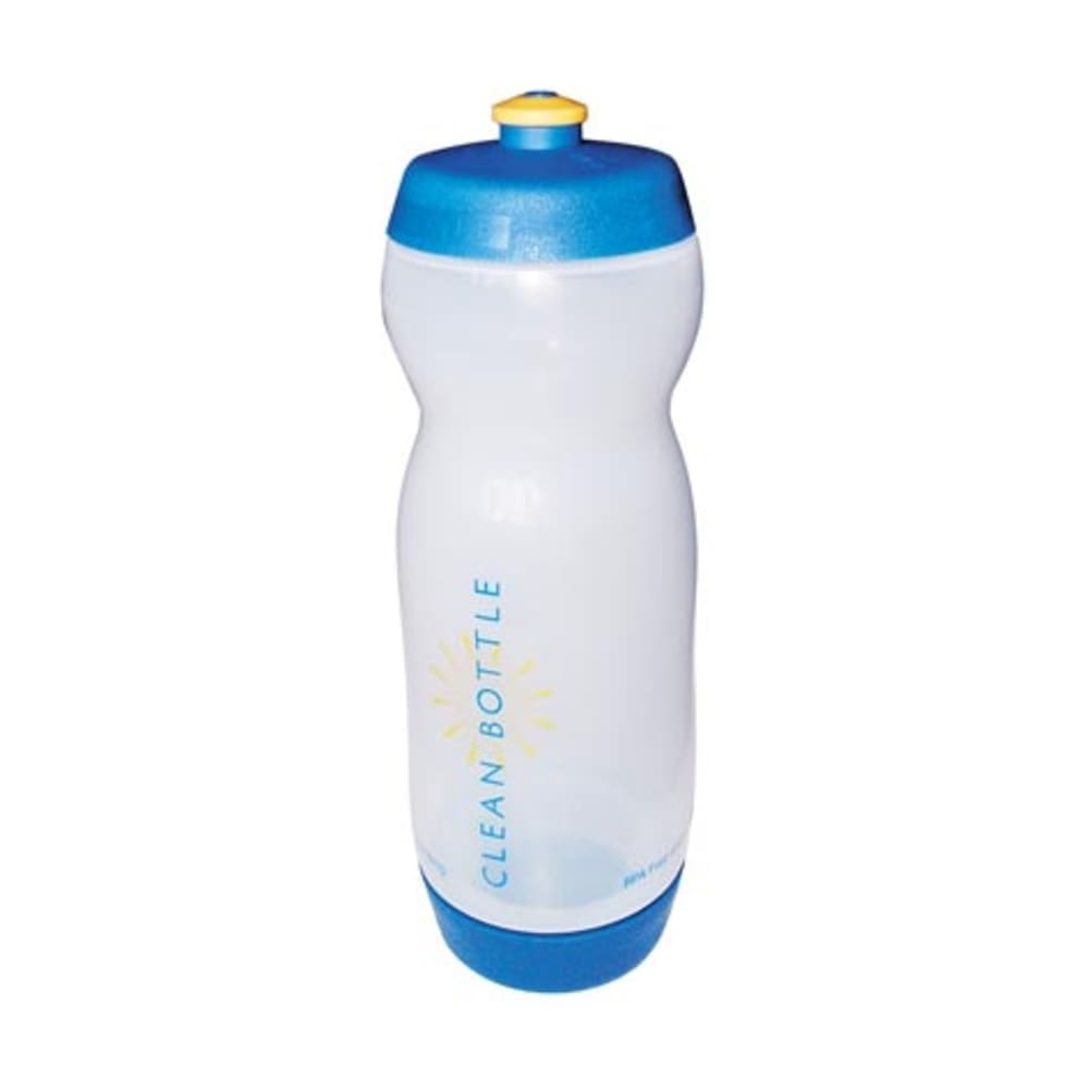 CLEAN BOTTLE Water Bottle, 23oz. - BLUE