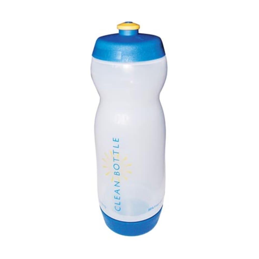 CLEAN BOTTLE Water Bottle, 23oz. - BLUE