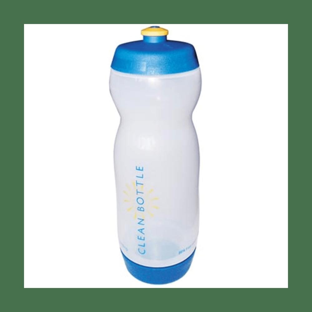 CLEAN BOTTLE Water Bottle, 22oz. - BLUE
