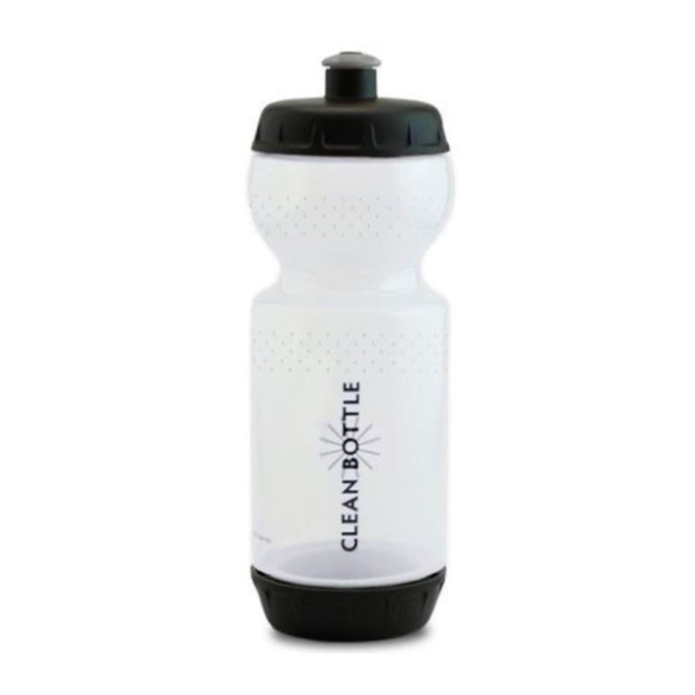 CLEAN BOTTLE Water Bottle, 23oz. - BLACK