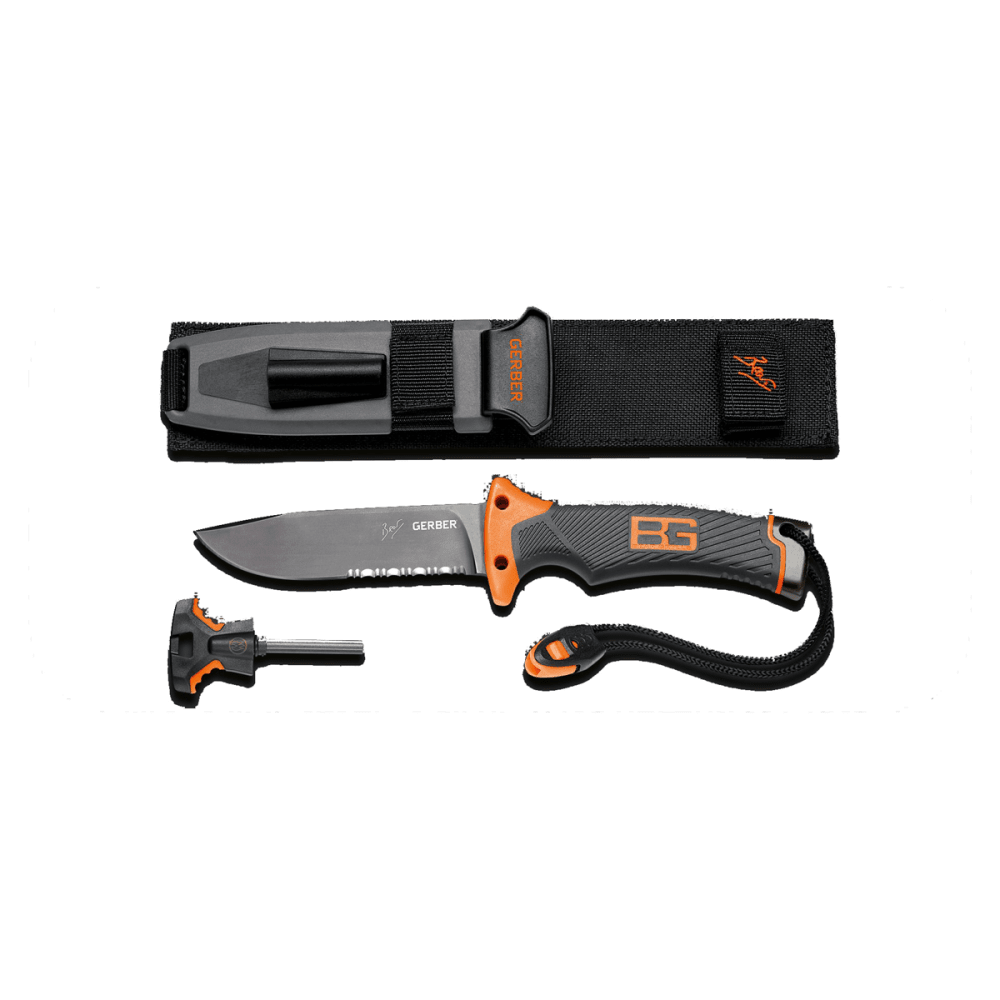 Gerber Bear Grylls Ultimate Fixed Blade Knife - NONE
